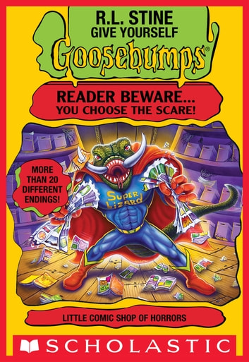 Little comic shop of horrors give yourself goosebumps 17 ebook by little comic shop of horrors give yourself goosebumps 17 ebook by rl stine fandeluxe Gallery