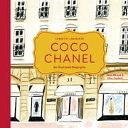 Library of Luminaries: Coco Chanel - An Illustrated Biography ebook by Zena Alkayat,Nina Cosford