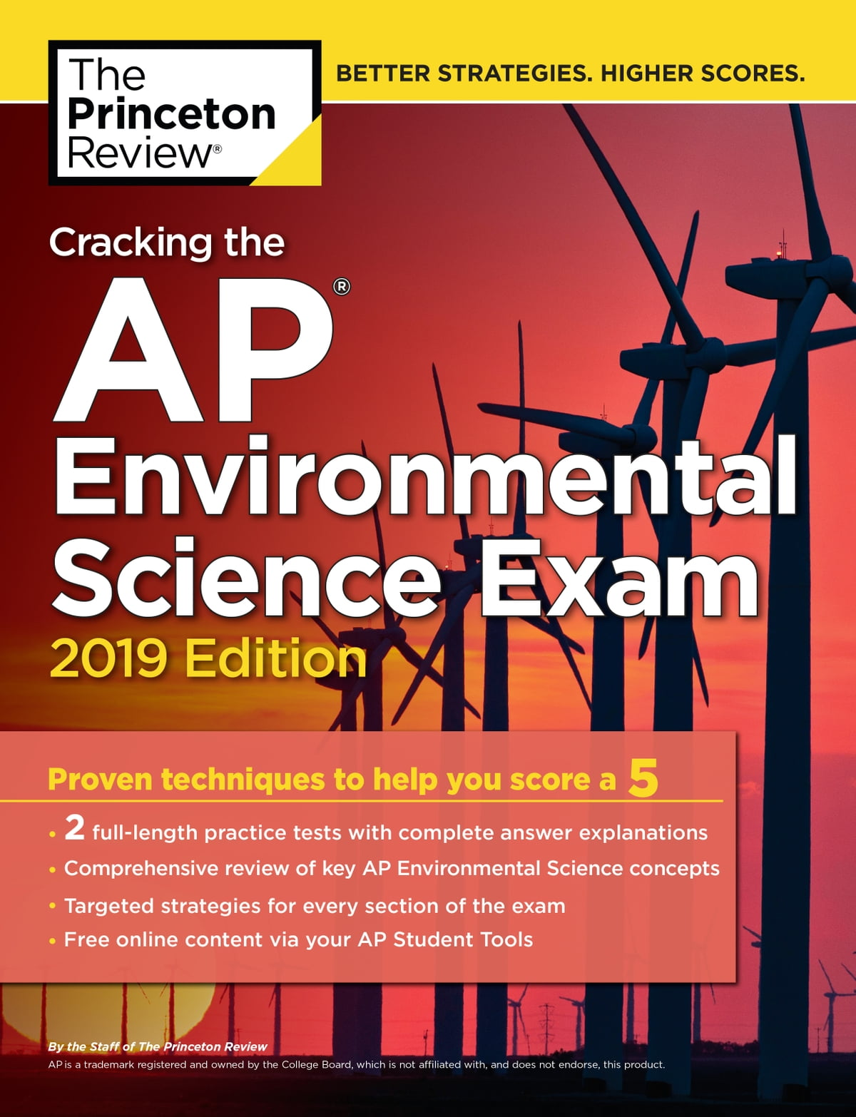 Cracking the AP Environmental Science Exam, 2019 Edition eBook by Princeton  Review - 9781524758387 | Rakuten Kobo