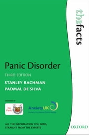 Panic Disorder: The Facts ebook by Kobo.Web.Store.Products.Fields.ContributorFieldViewModel
