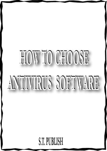 HOW TO CHOOSE ANTIVIRUS SOFTWARE AND FREE APPS ANTIVIRUS ...
