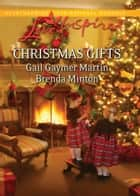 Christmas Gifts: Small Town Christmas / Her Christmas Cowboy (Mills & Boon Love Inspired) ebook by Gail Gaymer Martin, Brenda Minton