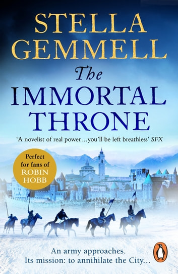 The Immortal Throne - An enthralling and astonishing epic fantasy page-turner that will keep you gripped ebook by Stella Gemmell