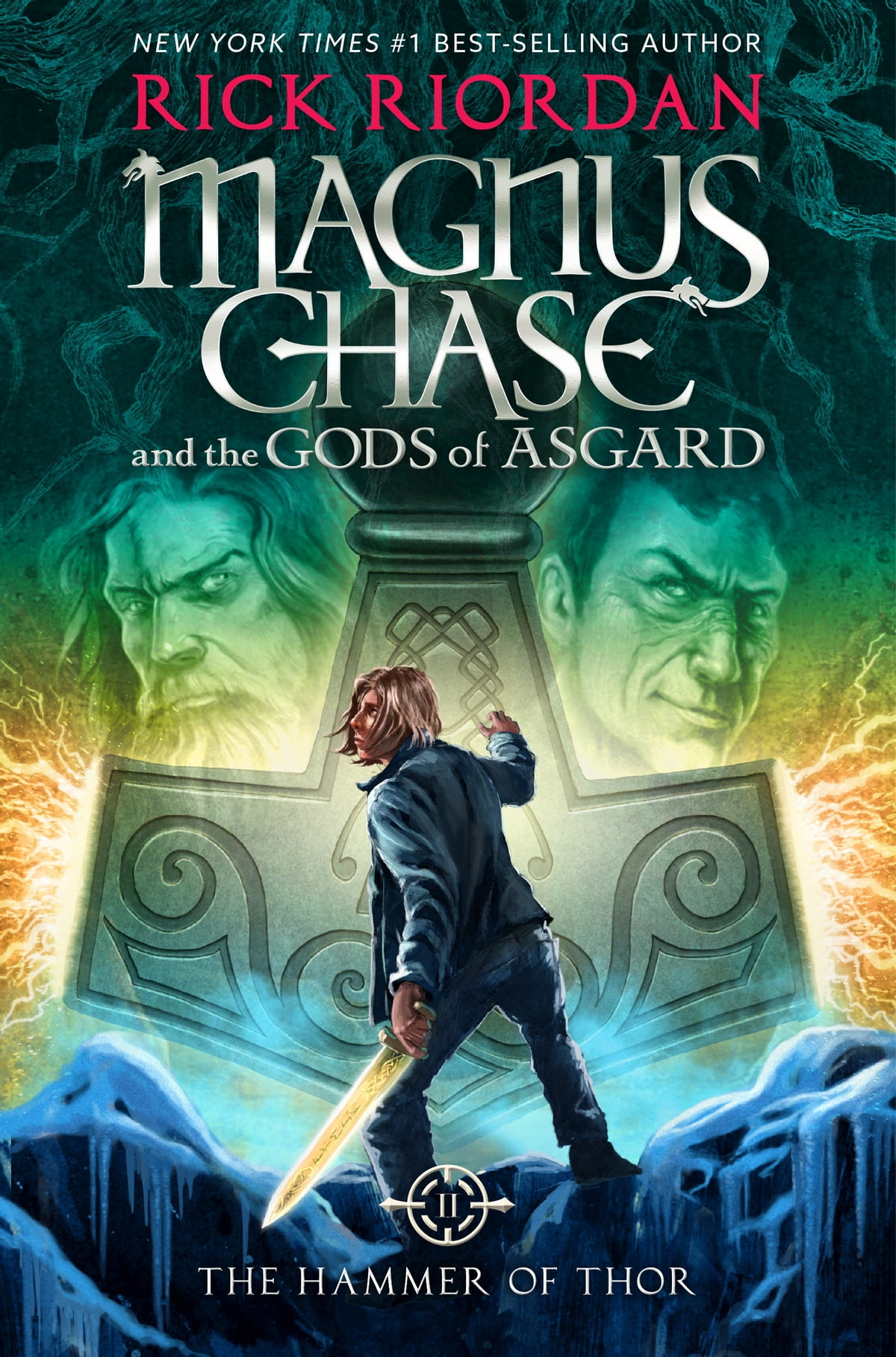 Magnus Chase And The Gods Of Asgard, Book 2: The Hammer Of Thor Ebook