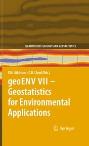 geoENV VII – Geostatistics for Environmental Applications ebook by