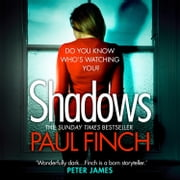 Shadows audiobook by Paul Finch