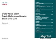 CCIE Voice Exam Quick Reference Sheets ebook by Mark Lewis