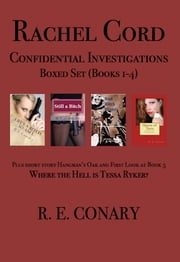 Rachel Cord Confidential Investigations Boxed Set ebook by R. E. Conary
