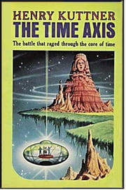 The Time Axis ebook by Henry Kuttner