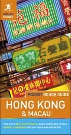 Pocket Rough Guide Hong Kong & Macau ebook by Rough Guides