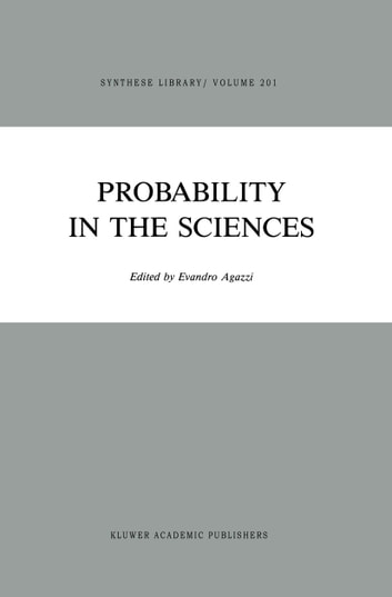 Probability in the Sciences eBook by