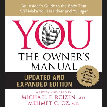 you the owner s manual audiobook by mehmet c oz m d rh kobo com Training Manual Weider Ultimate Body Manuals
