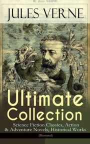 Jules Verne Ultimate Collection Science Fiction Classics