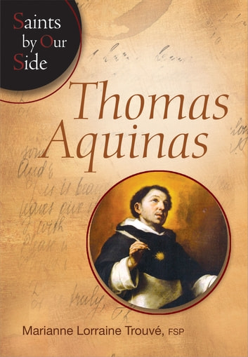 Thomas Acquinas (SOS) ebook by Marianne Lorraine Trouvé FSP