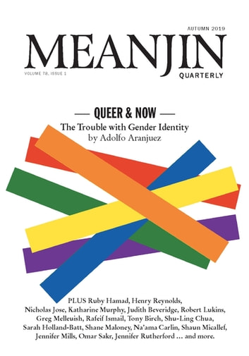 Meanjin 78-1 ebook by Jonathan Green