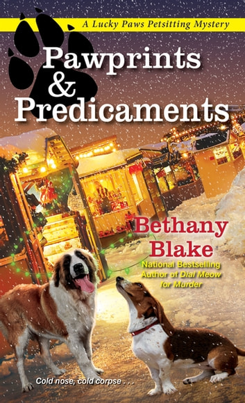 Pawprints & Predicaments ebook by Bethany Blake