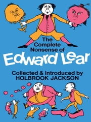 The Complete Nonsense of Edward Lear ebook by Edward Lear