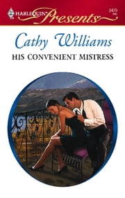 His Convenient Mistress ebook by Cathy Williams