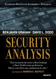 Security Analysis ebook by Benjamin Graham, David Dodd