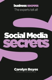 Social Media (Collins Business Secrets) ebook by Carolyn Boyes