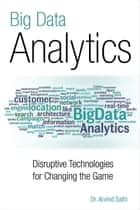 Big Data Analytics ebook by Dr. Arvind Sathi
