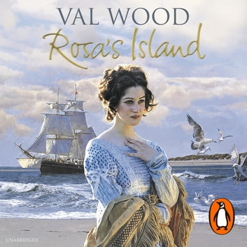 Rosa's Island audiobook by Val Wood