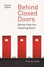 Behind Closed Doors - Stories from the Coaching Room ebook by