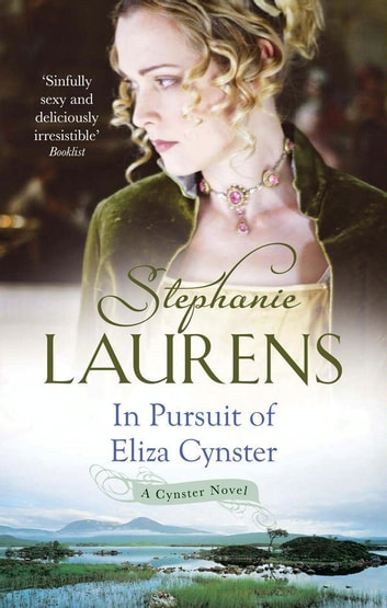 In Pursuit Of Eliza Cynster ebook by Stephanie Laurens