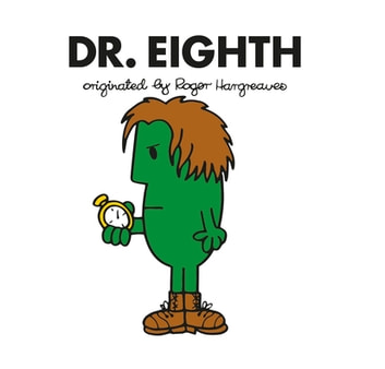 Doctor Who: Dr. Eighth (Roger Hargreaves) ebook by Adam Hargreaves