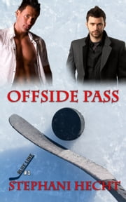Offside Pass (Blue Line Hockey #1) ebook by Stephani Hecht