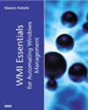 WMI Essentials for Automating Windows Management ebook by Policht, Marcin