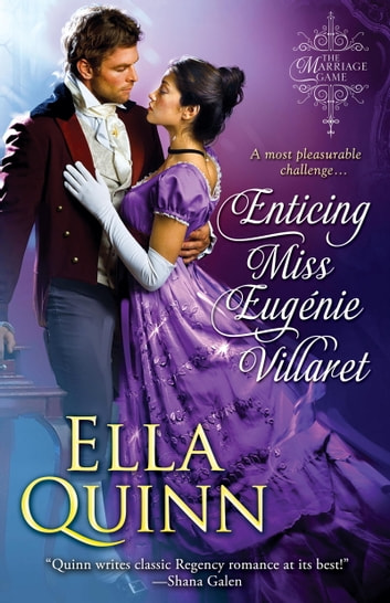 Enticing Miss Eugenie Villaret ebook by Ella Quinn