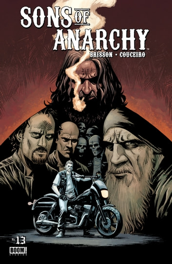 Sons of Anarchy #13 eBook by Kurt Sutter,Ed Brisson
