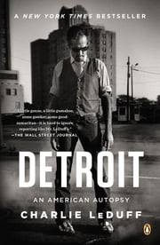 Detroit - An American Autopsy ebook by Kobo.Web.Store.Products.Fields.ContributorFieldViewModel