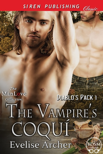 The Vampire's Coqui ebook by Evelise Archer