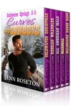 Curves and Cowboys 2 – BBW Western Romance Boxed Set (Coldwater Springs 5-9) ebook by Jenn Roseton