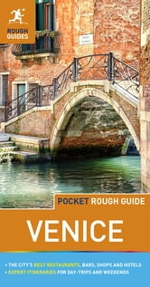 Pocket Rough Guide Venice ebook by Jonathan Buckley