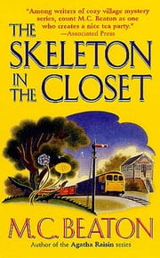 The Skeleton in the Closet ebook by M. C. Beaton