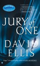 Jury of One ebook by David Ellis