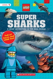 Super Sharks (LEGO Nonfiction)
