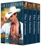 The Averys of Willow Creek - The Willow Creek Series Books 1-4 ebook by Lily Graison