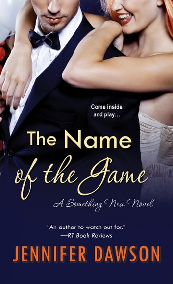 The Name of the Game ebook by Jennifer Dawson