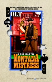 Montana Mistress ebook by Cort Martin