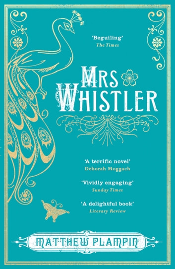 Mrs Whistler ebook by Matthew Plampin