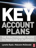 Key Account Plans ebook by Lynette Ryals,Malcolm McDonald