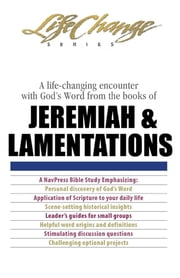 Jeremiah & Lamentations ebook by The Navigators
