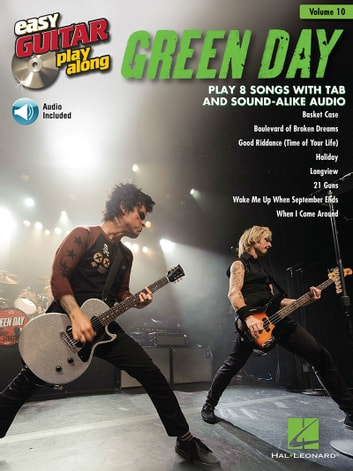 Green Day - Easy Guitar Play-Along Songbook eBook by Green Day ...