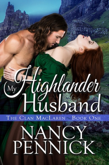 My Highlander Husband ebook by Nancy Pennick