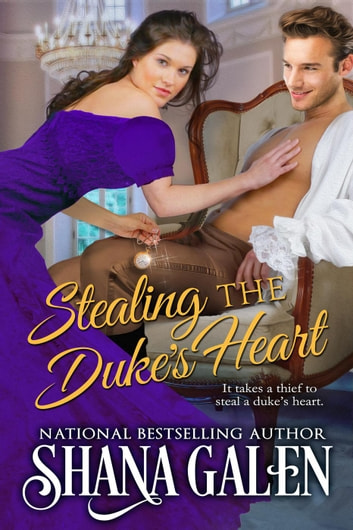 Stealing the Duke's Heart ebook by Shana Galen