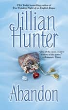 Abandon ebook by Jillian Hunter